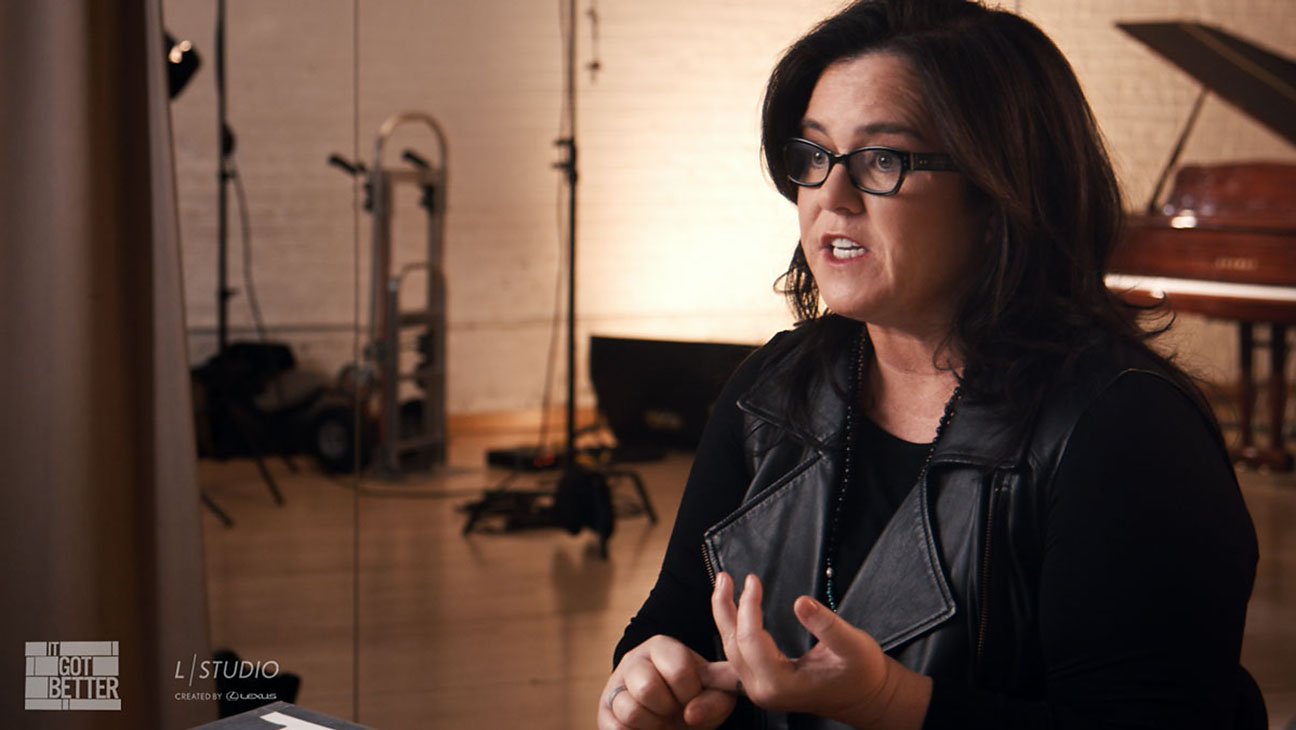 Rosie O'Donnell It Got Better - H 2015