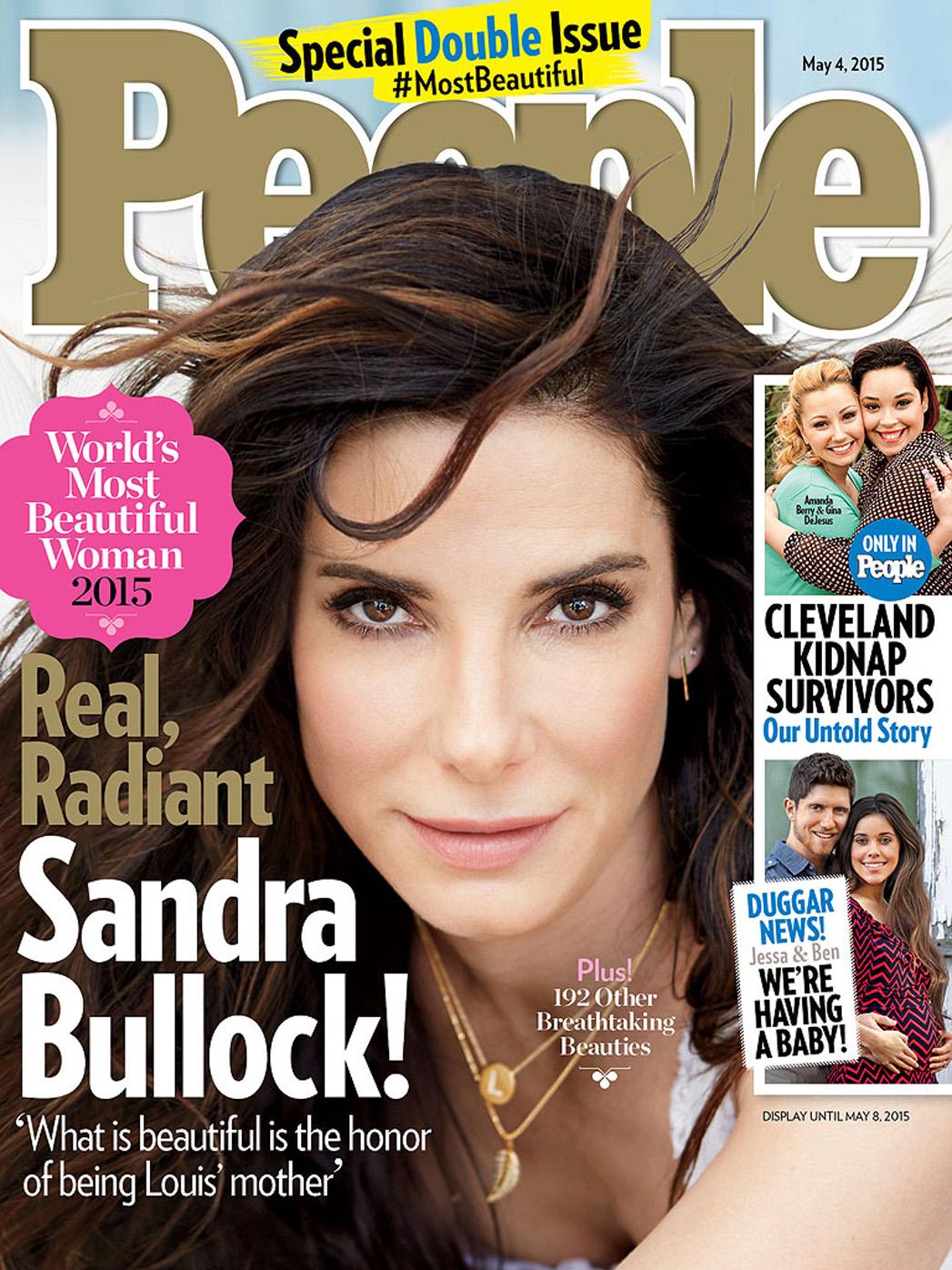 Sandra Bullock People - P 2015