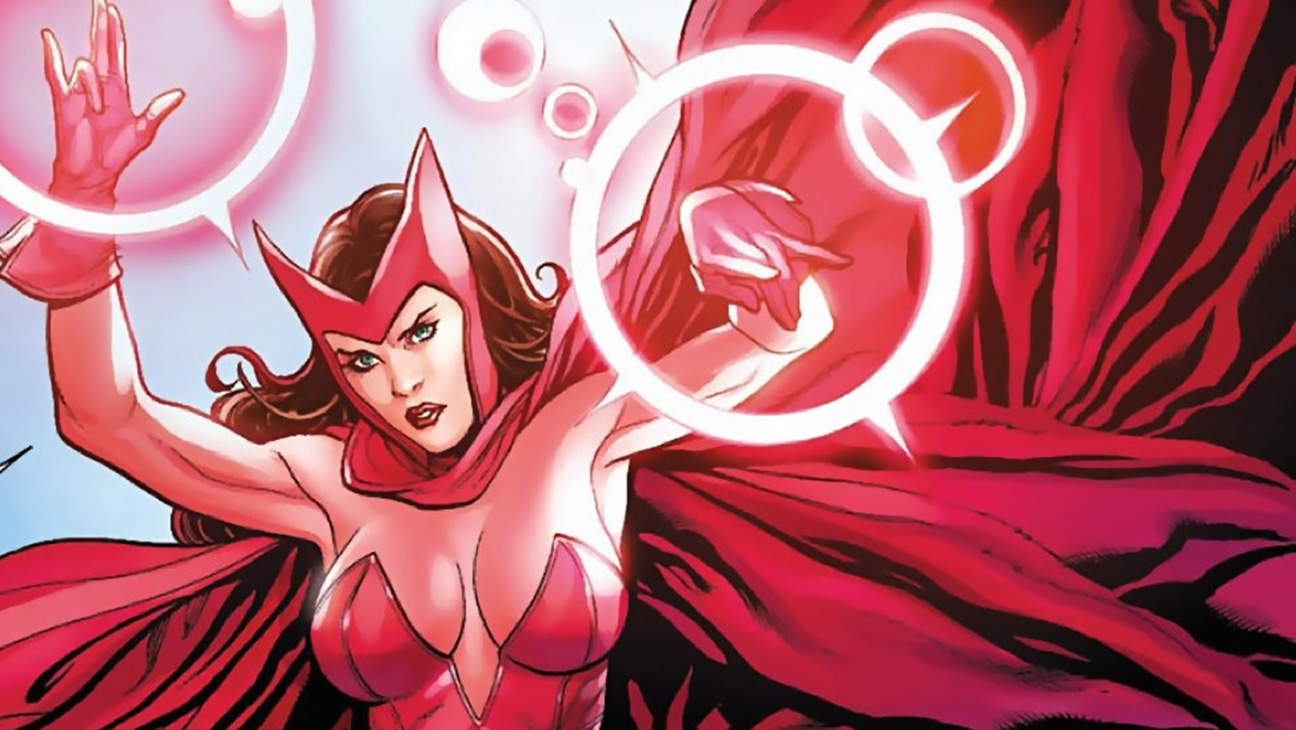 Scarlet Witch - H 2015