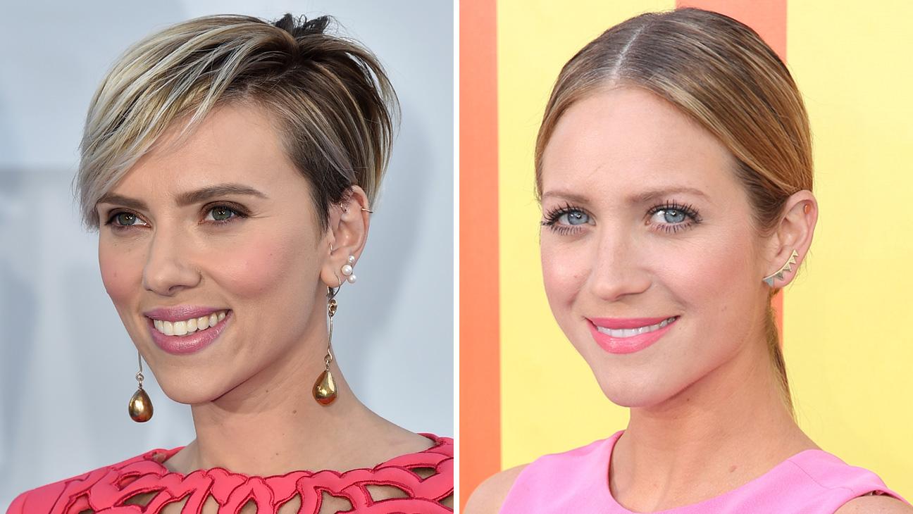 Scarlett Johansson, Brittany Snow MTV - Split 15