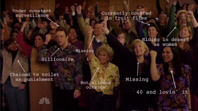 SNL Scientology Skit Still - H 2015