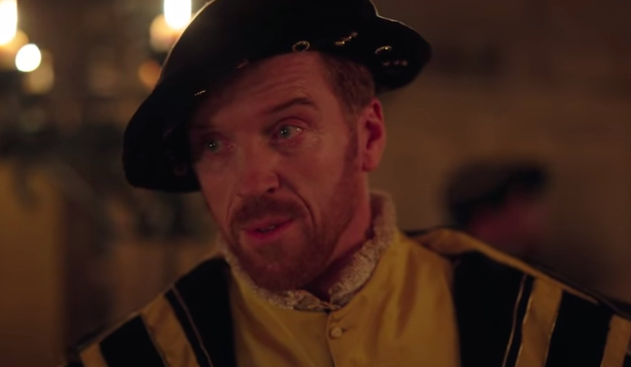 Damian Lewis 'Wolf Hall' H 2015