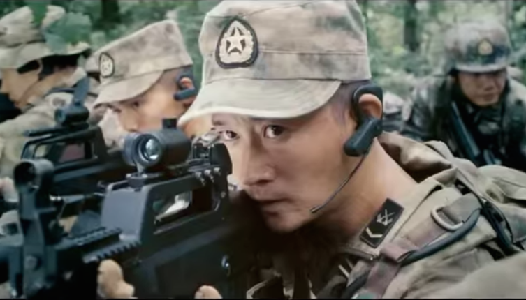 'Wolf Warriors' Still H 2015