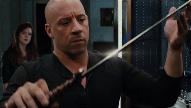 The Last Witch Hunter Vin Diesel Still - H 2015