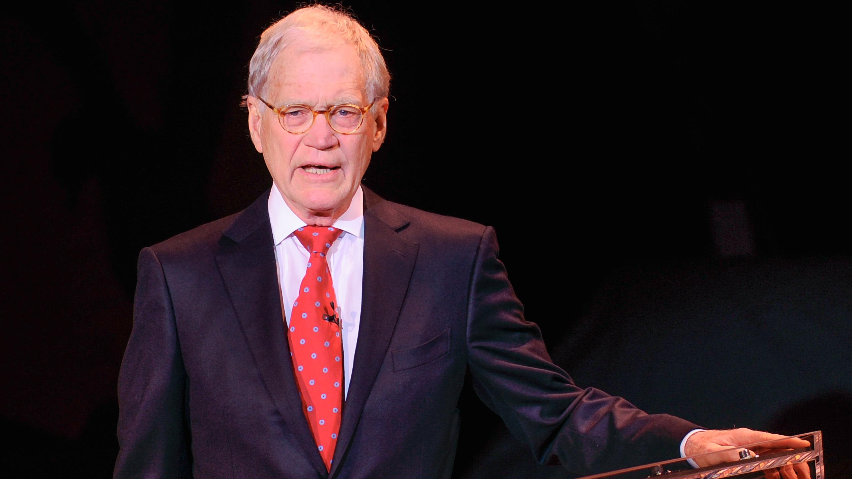 David Letterman Solo - H 2015