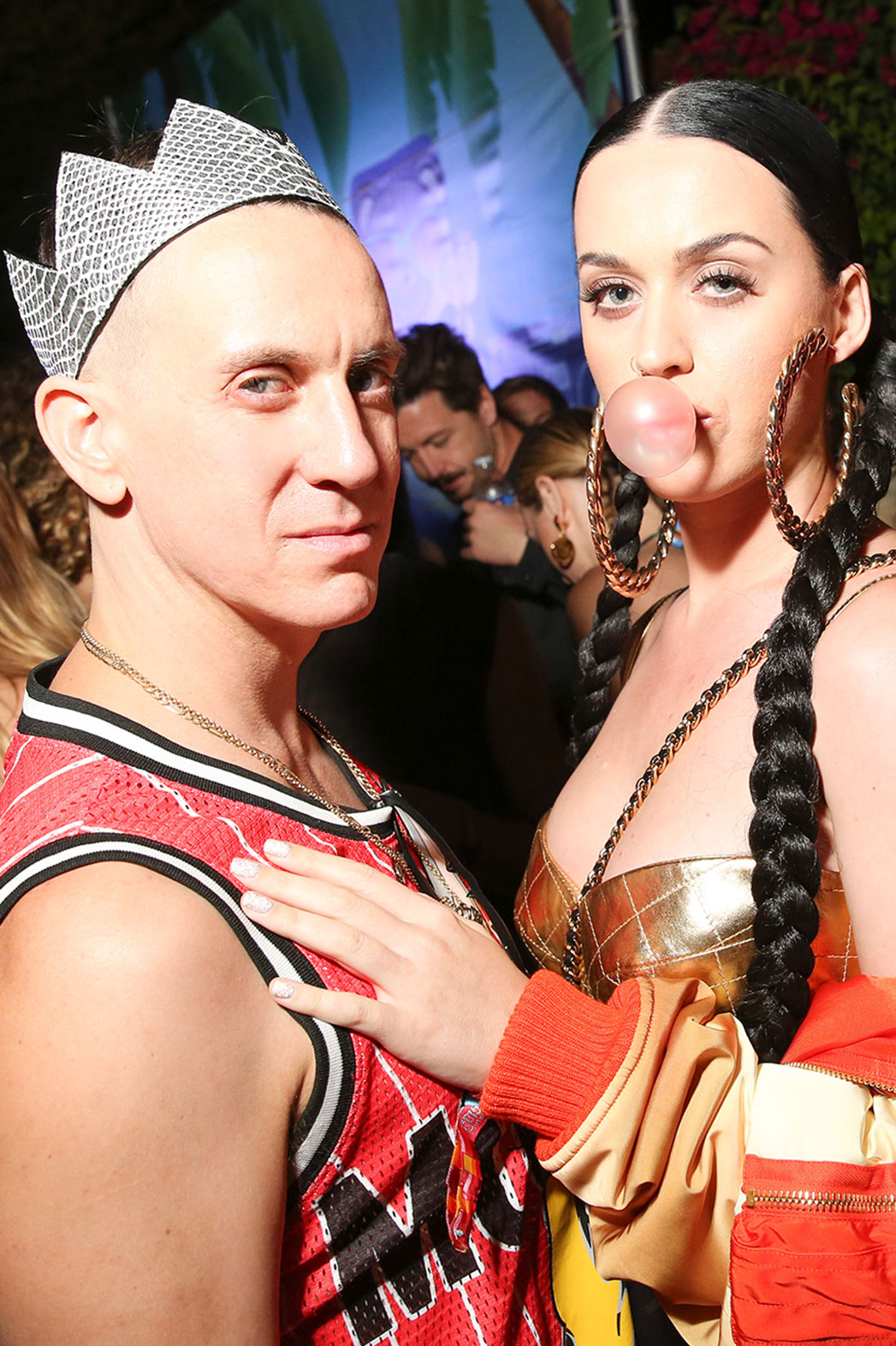 Jeremy Scott Katy Perry Moschino - P 2015