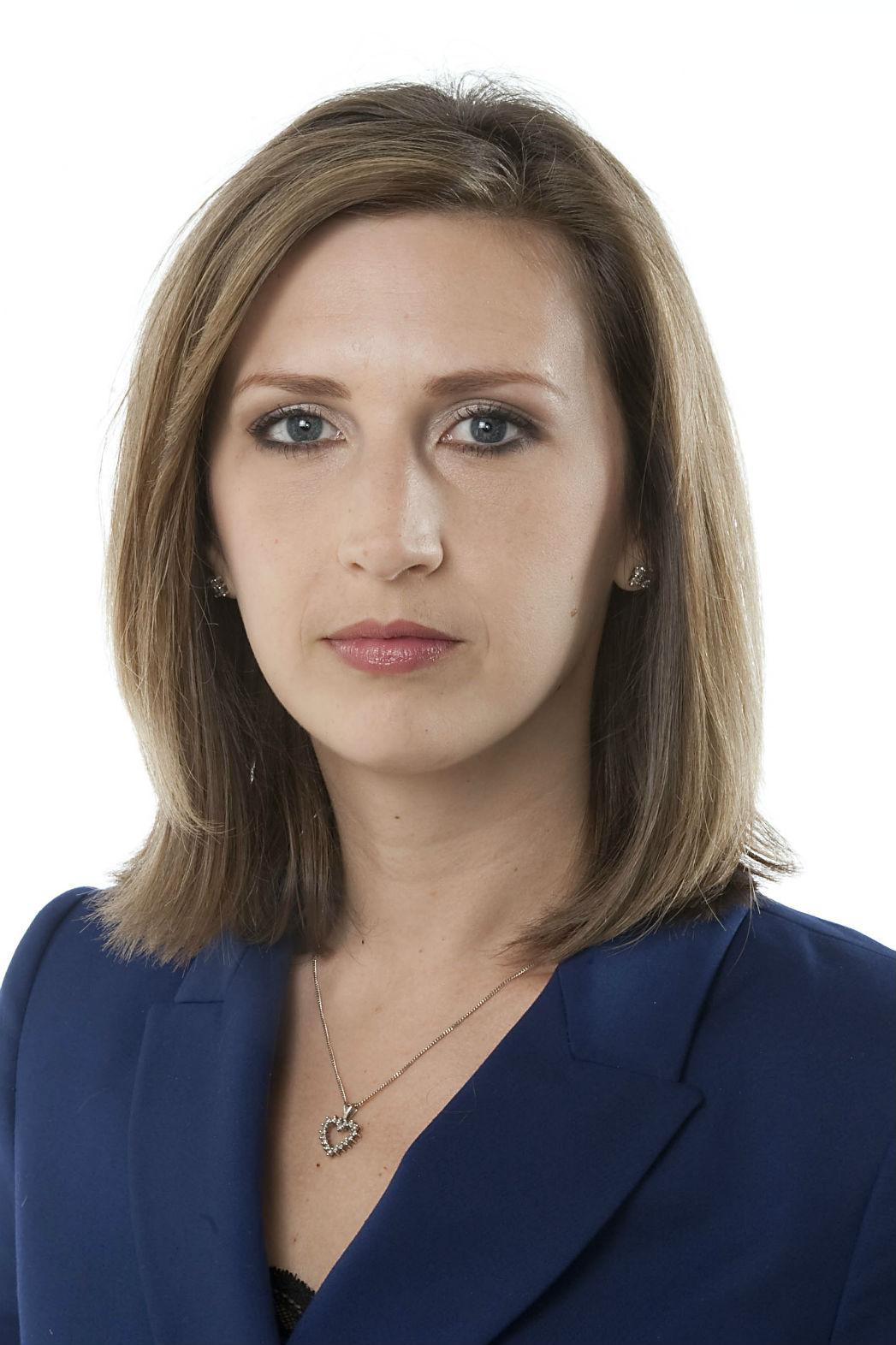 Sky News Royal Correspondent Rhiannon Mills - P 2015
