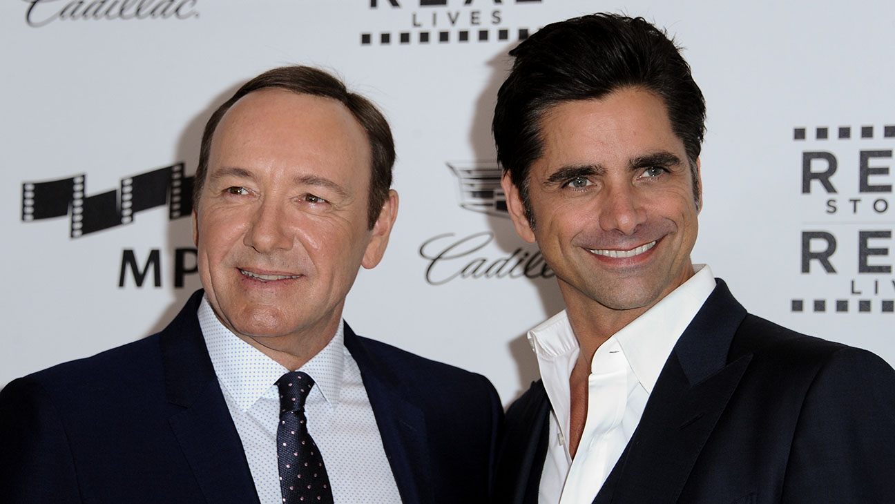 Kevin Spacey John Stamos MPTF - H 2015