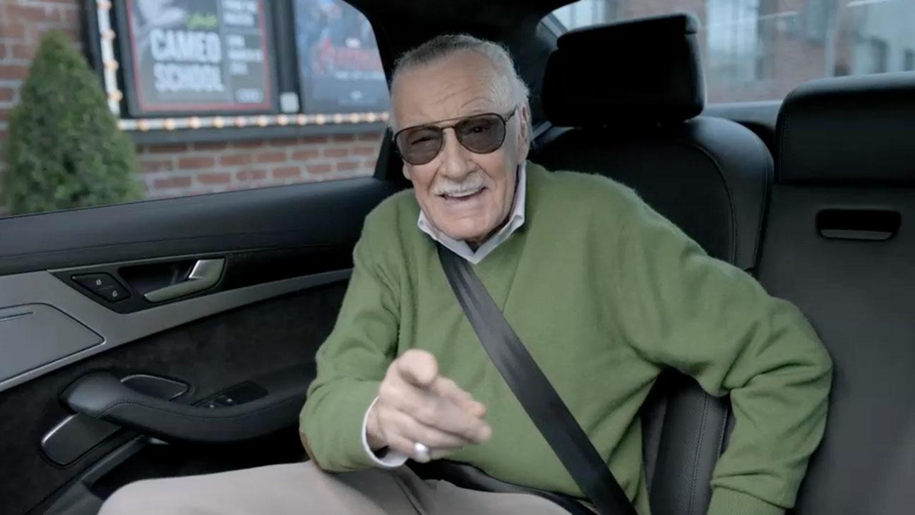 Stan Lee Audi - H 2015