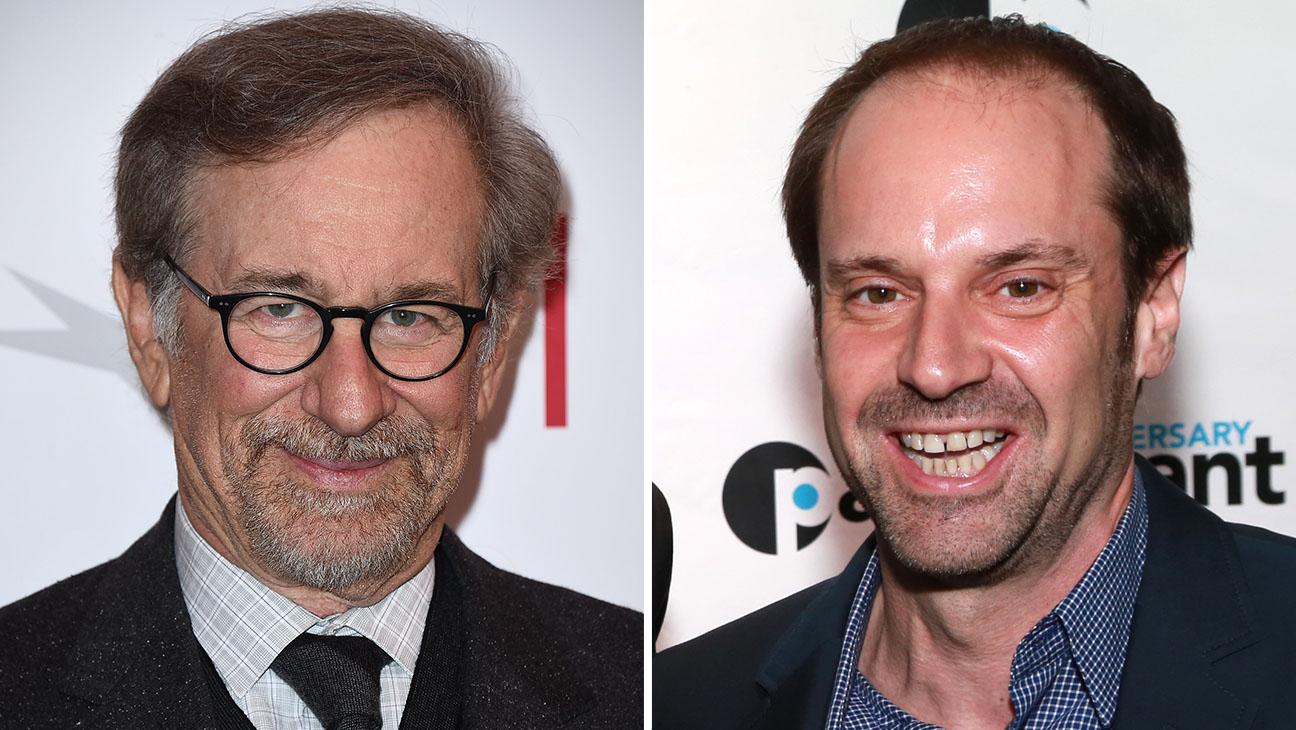 Steven Spielberg and Jeff Skoll Split - H 2015