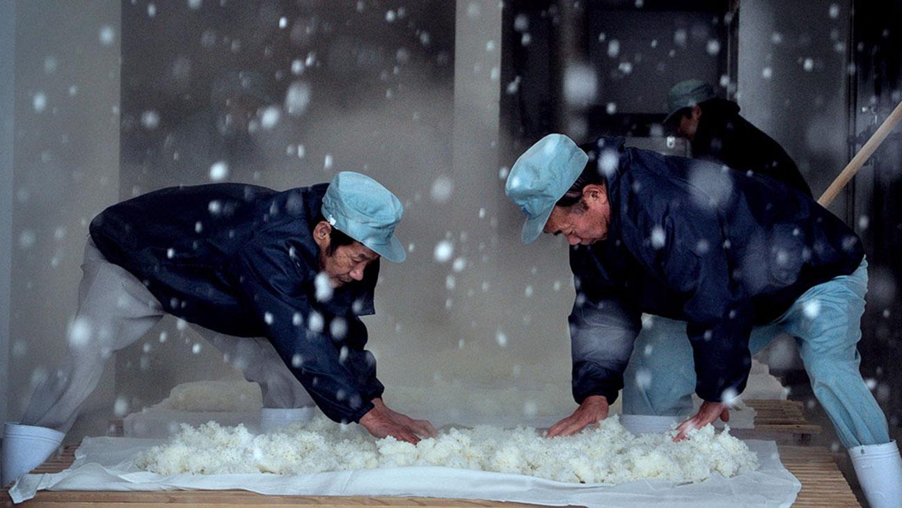 The Birth of Sake Still - H 2015