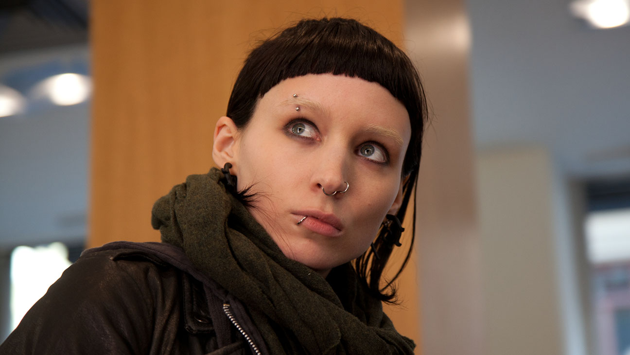 The Girl with the Dragon Tattoo Still - H 2015