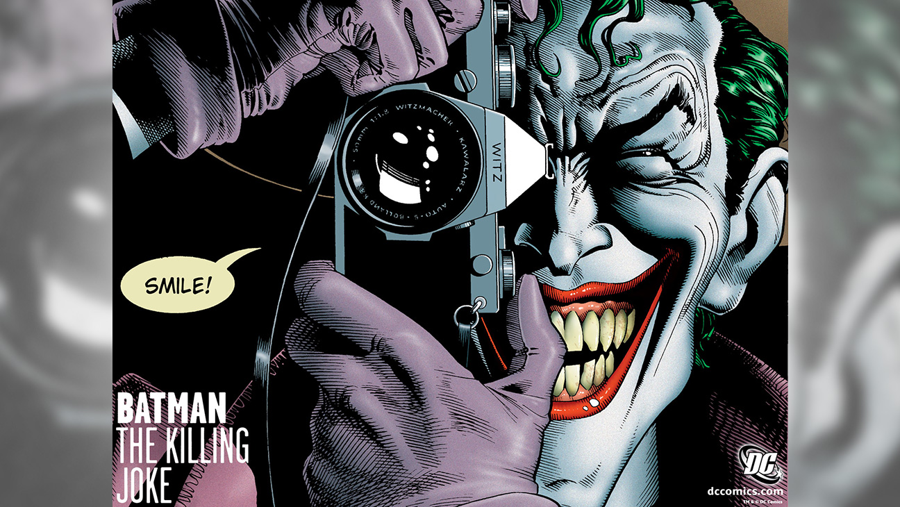 The Killing Joke Cover - H 2015