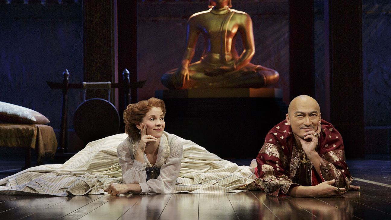 The King and I Production Still 1 - H 2015