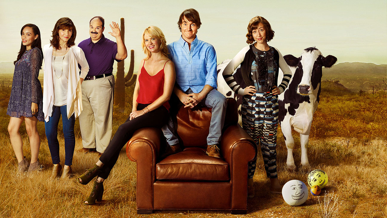 The Last Man on Earth Cast - H 2015