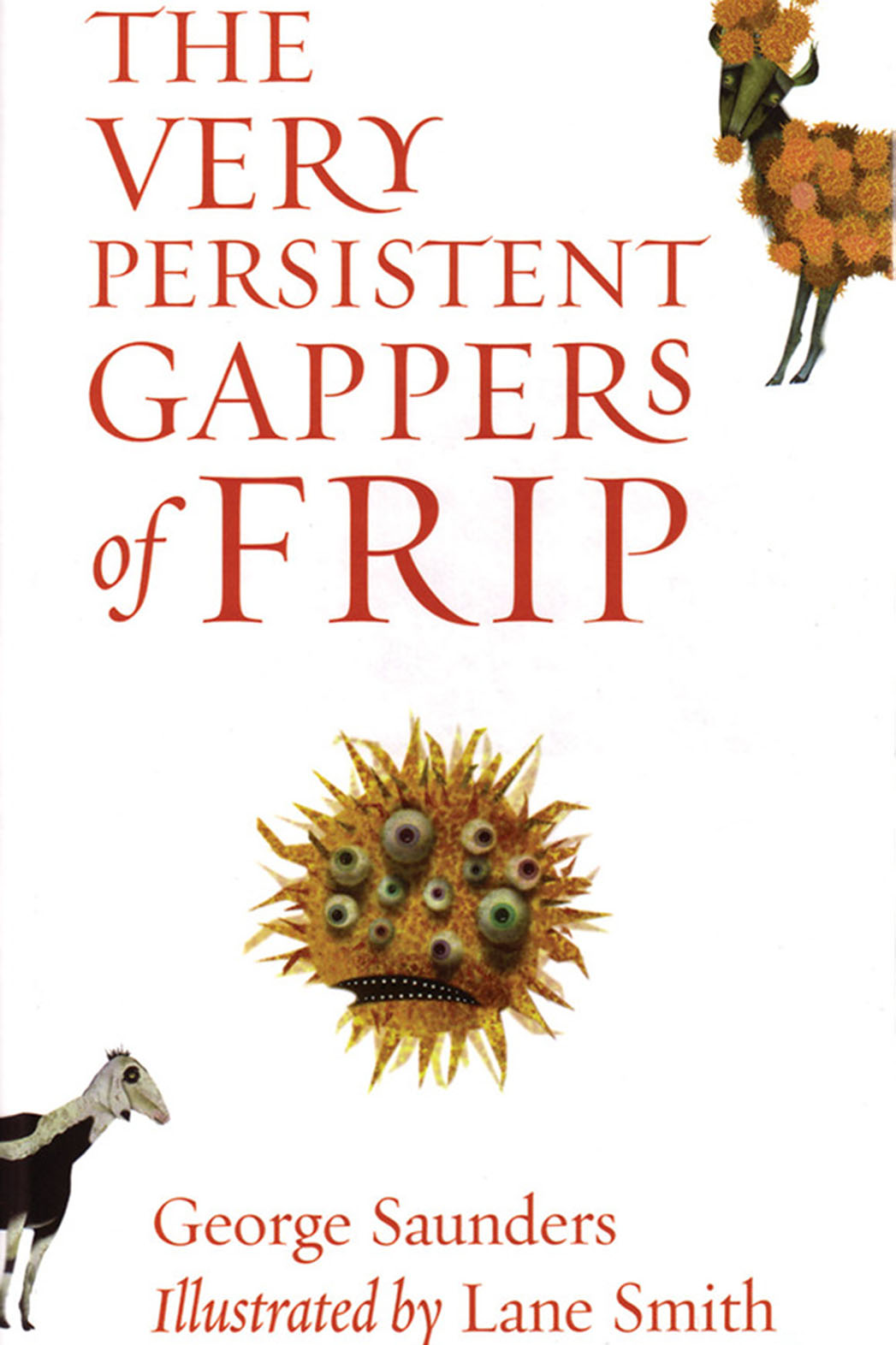 The Very Persistent Gappers of Frip Cover - P 2015