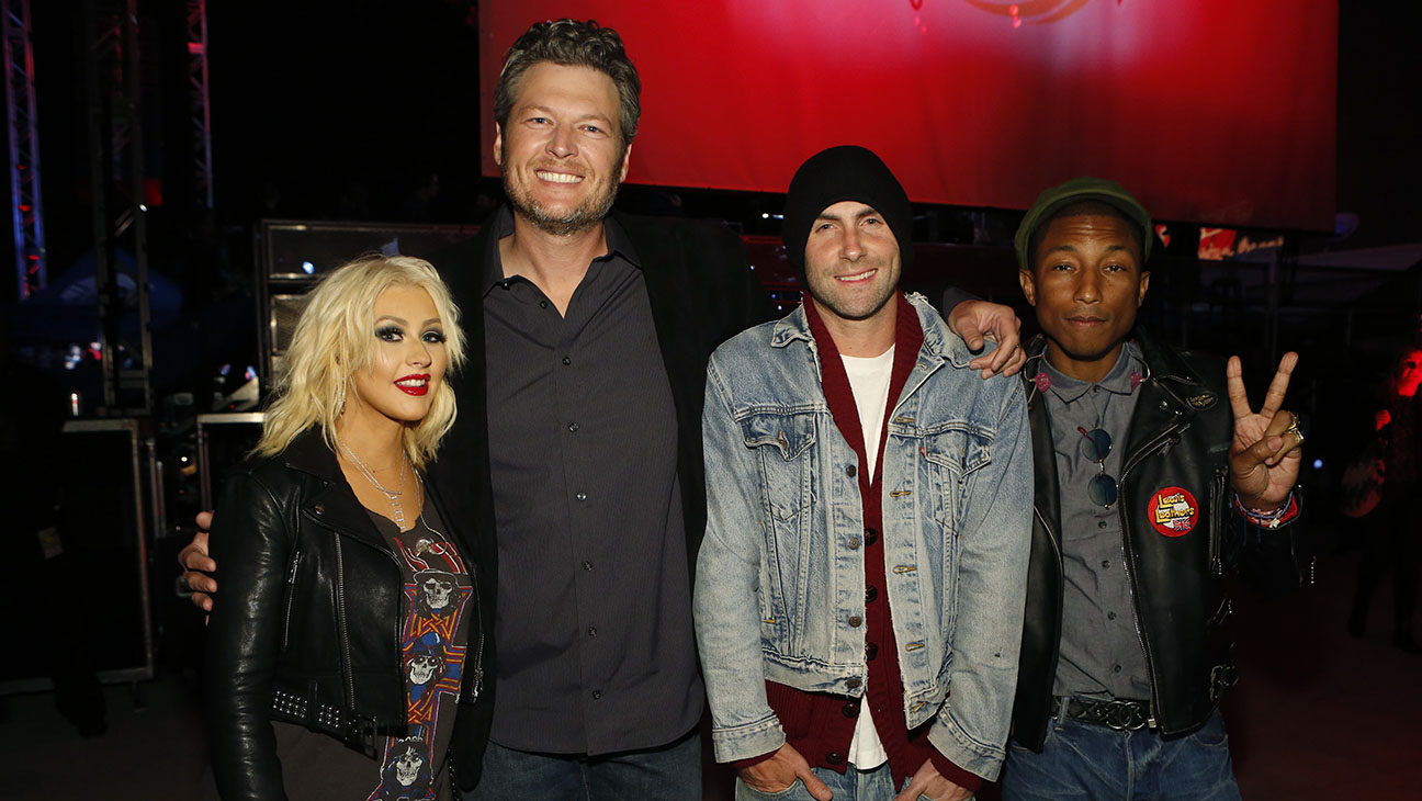 The Voice Top 8 Perform - H 2015