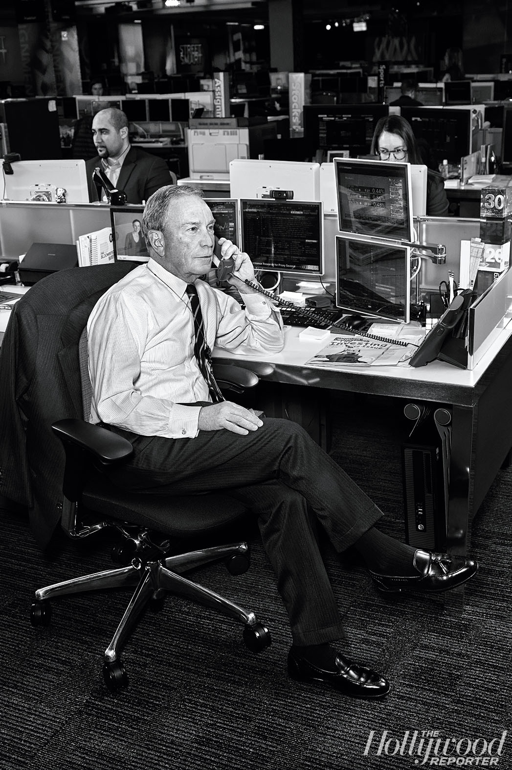 THR Michael Bloomberg - P 2015