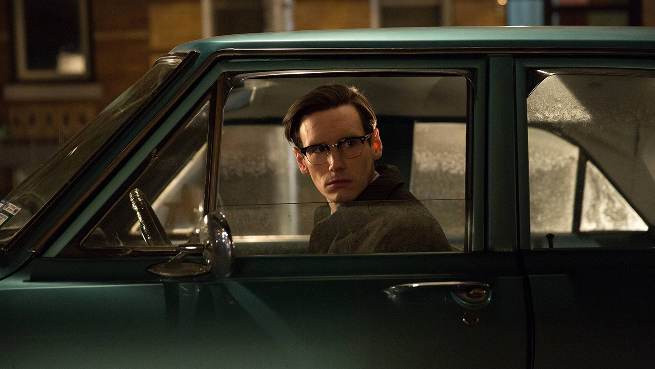 Cory Michael Smith Gotham Under the Knife - H 2015