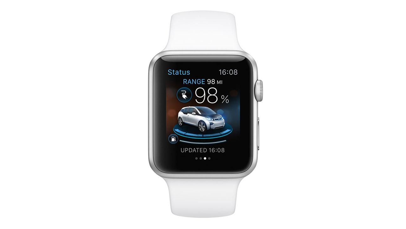 Watch thing BMW - H 2015