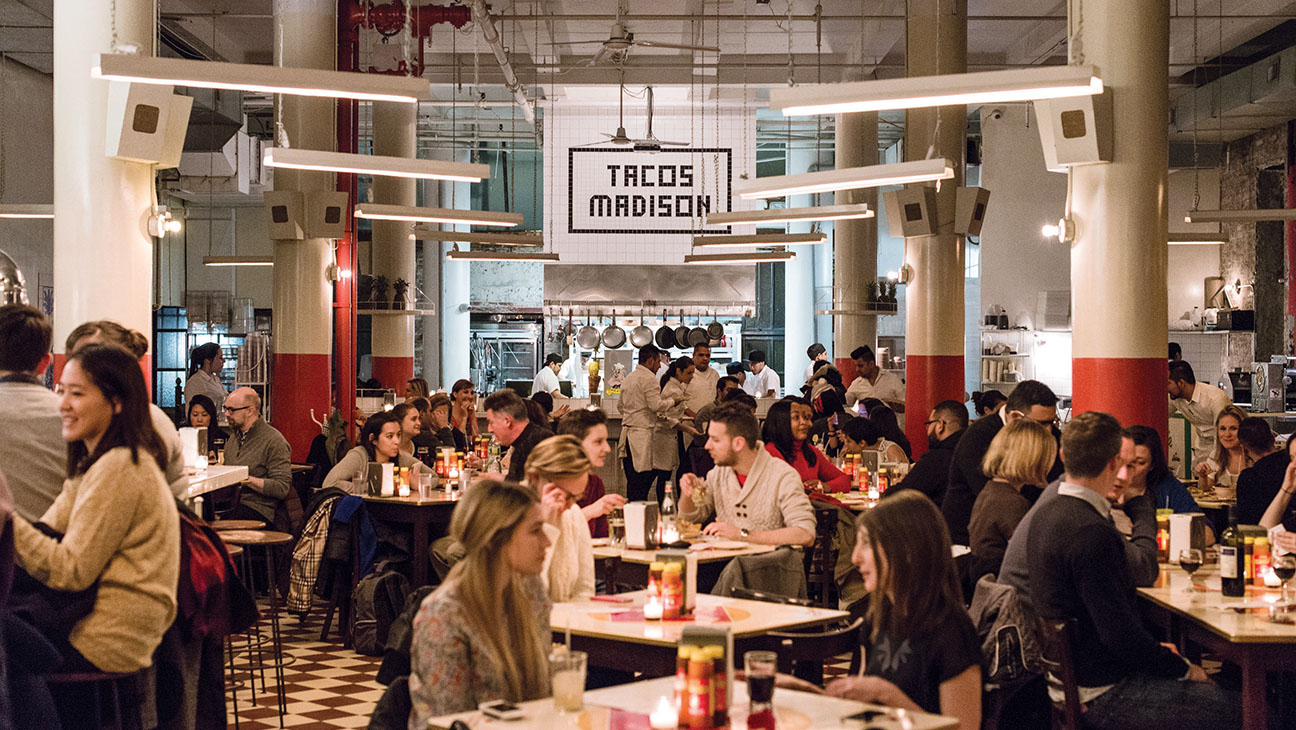 Where A List New York Silicon Alley Eat - H 2015