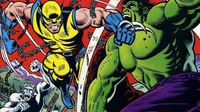 Wolverine Herb Trimpe - H - 2015