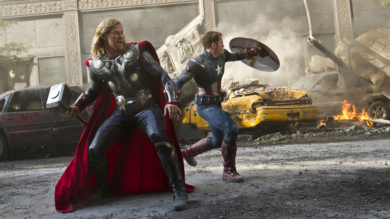 'The Avengers' (2012)