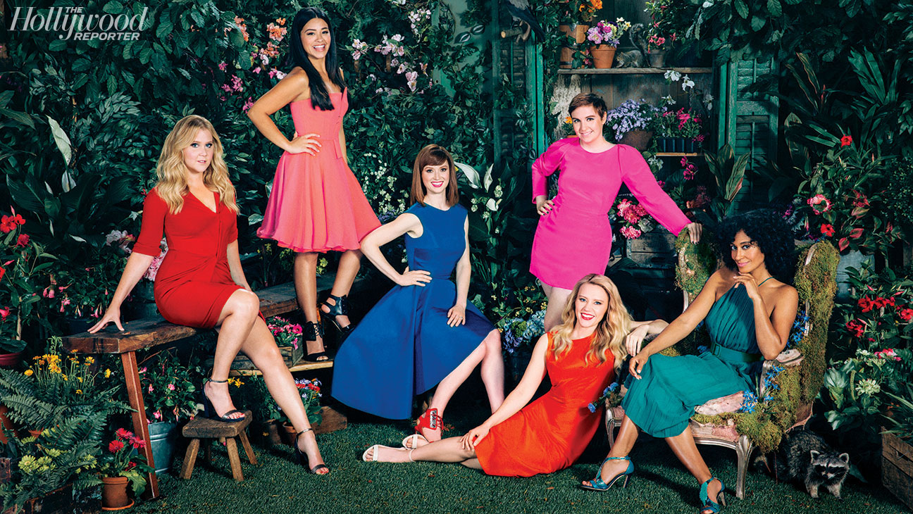 <p>From rape and death threats on Twitter to the absence of women in late night, the six comedic ladies prove they are as fearless as they are funny during <em>THR</em>&#39&#x3B;s Comedy Actress Roundtable.</p>