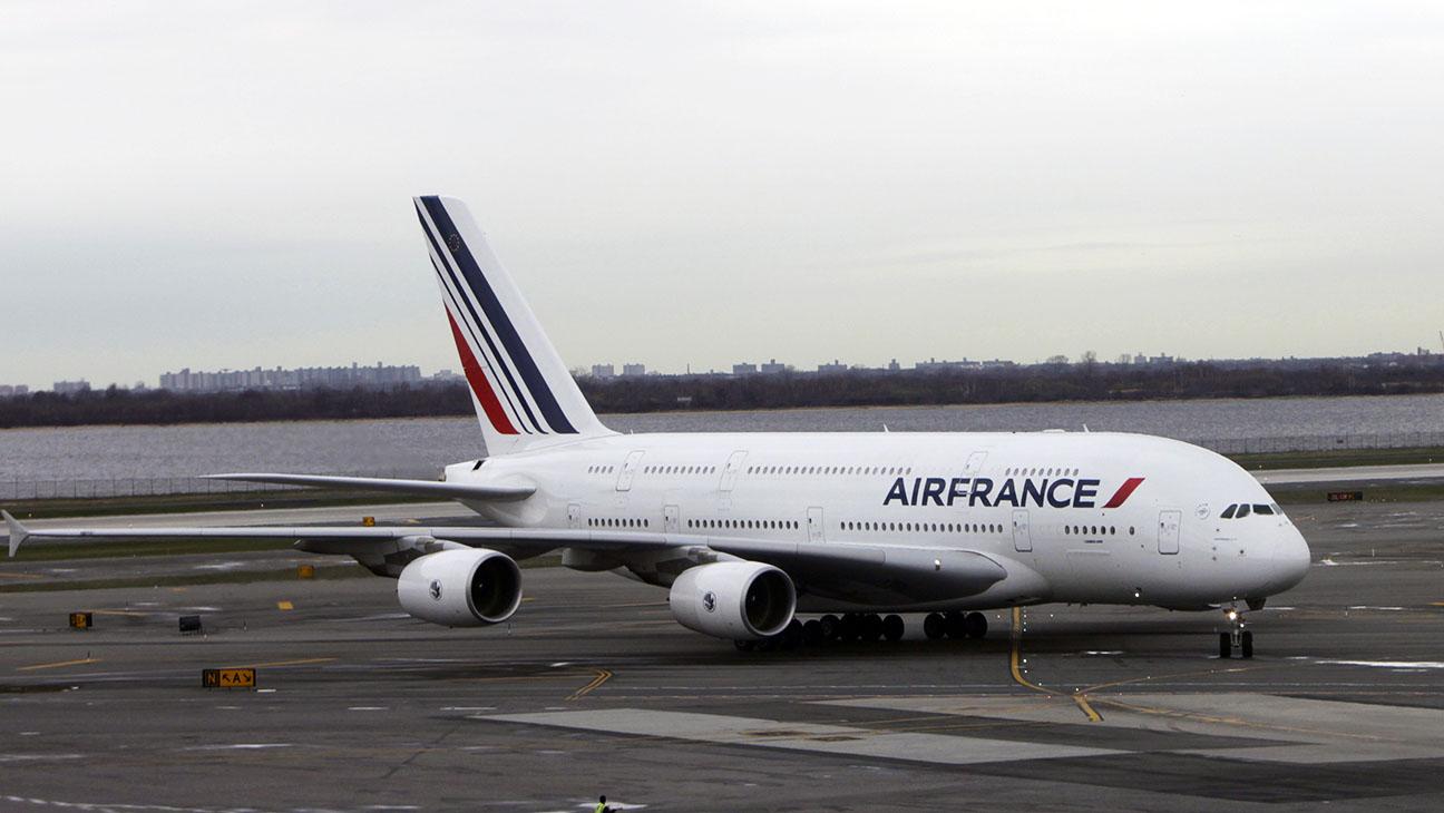 Air France Jet - H 2015