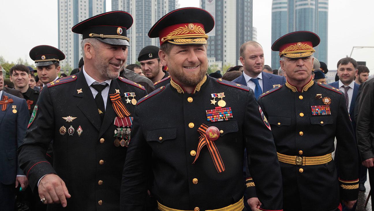 Ramzan Kadyrov - H 2015