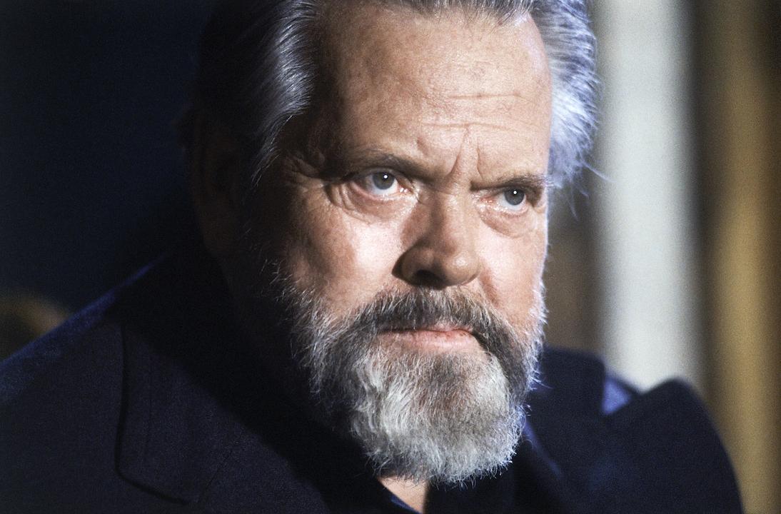 Orson Welles 1982 H 2015