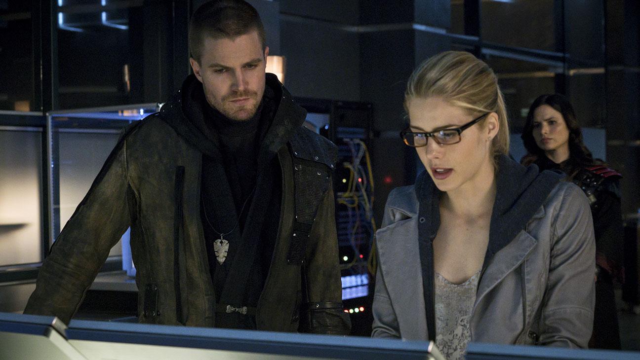 Arrow Season 3 Finale - H 2015