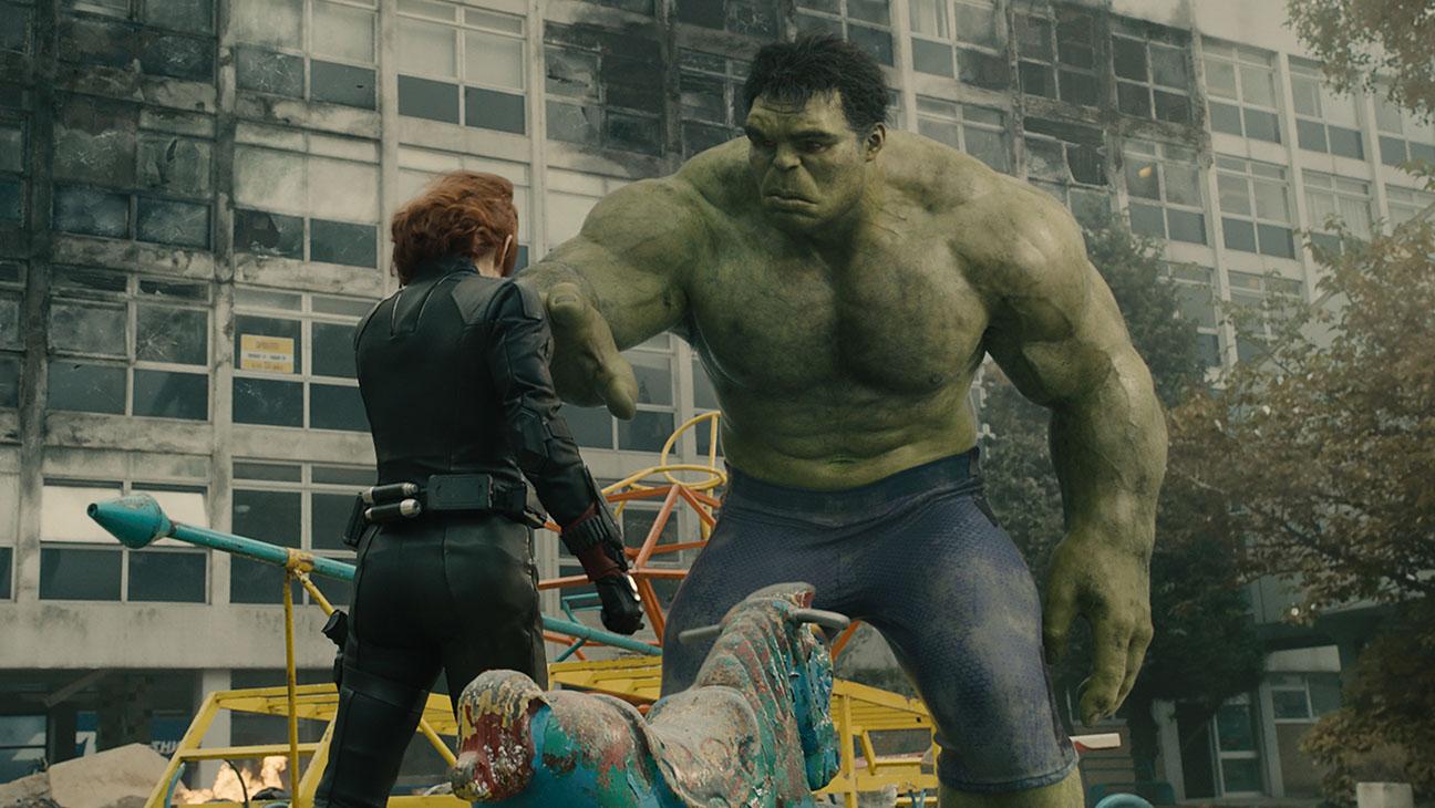 Avengers: Age of Ultron The Hulk Still - H 2015