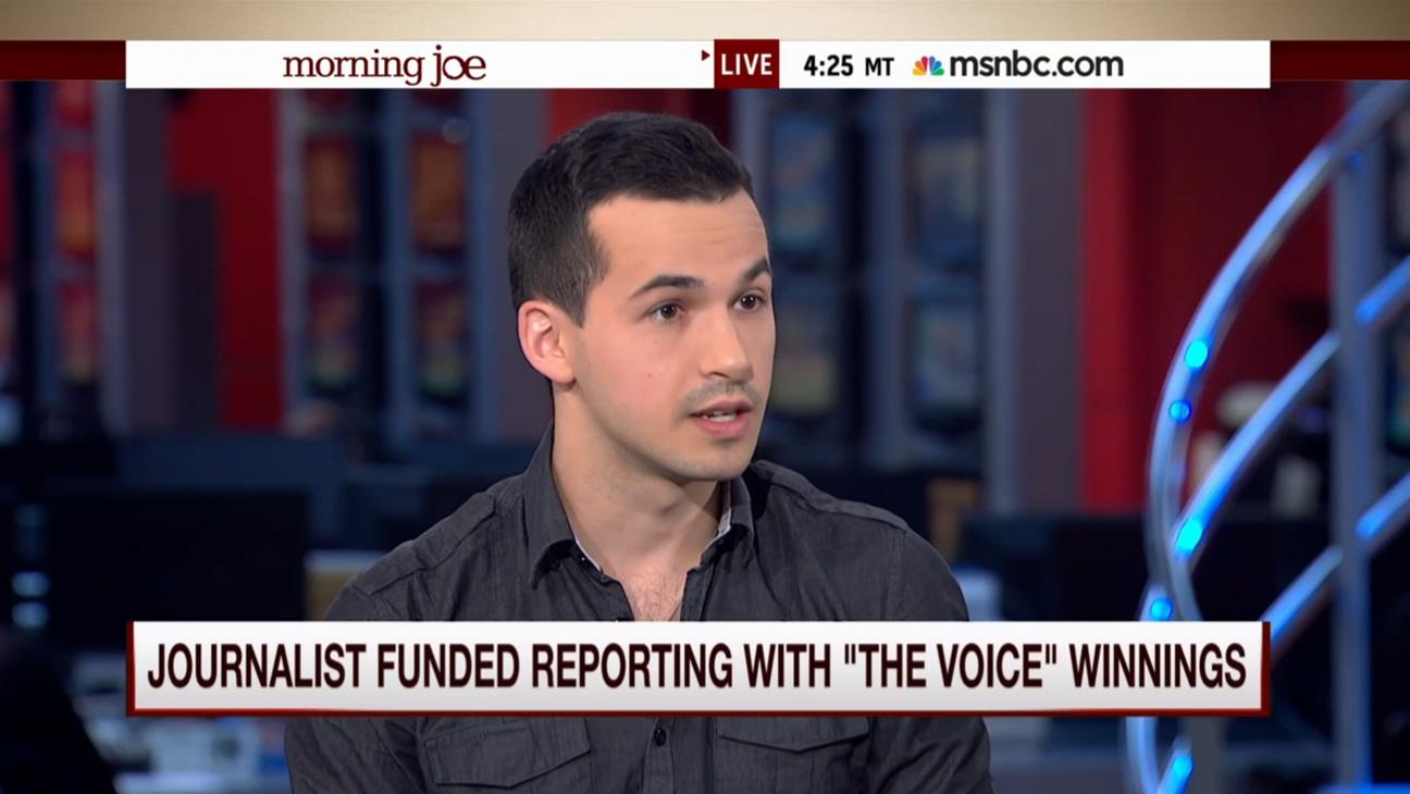 Ben Taub MSNBC - H 2015