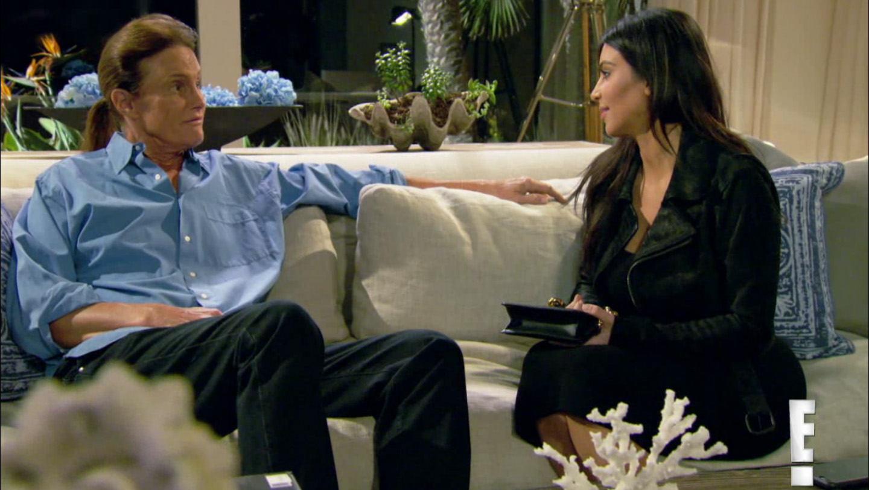 Bruce Jenner, Kim Kardashian Screengrab - H 2015