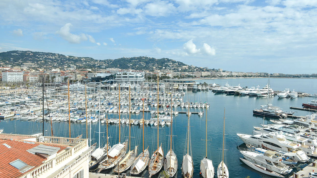 Cannes France - H 2015