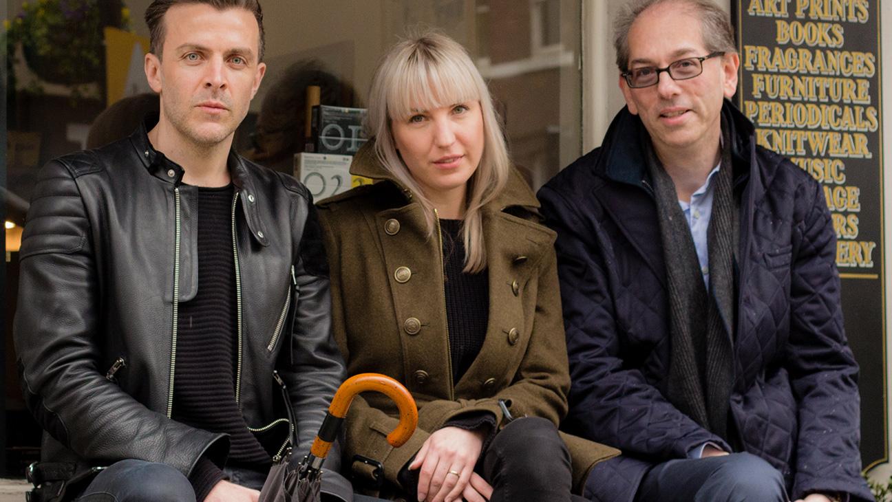 Catalyst Global Media, Al Hardiman, Charlotte Walls, Gideon Lyons