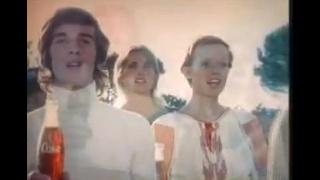 Coke Commercial 1971 - H 2015