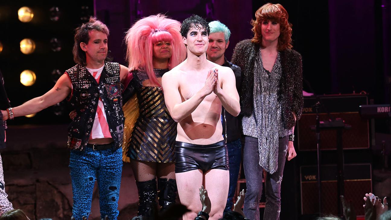 Darren Criss Hedwig H 2015