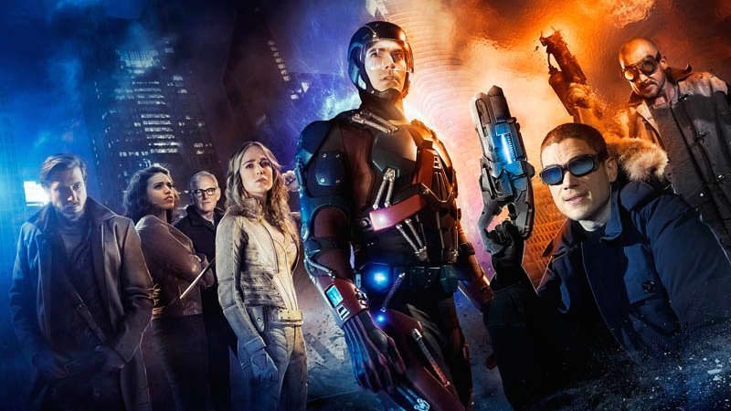 'DC's Legends of Tomorrow' - H 2015
