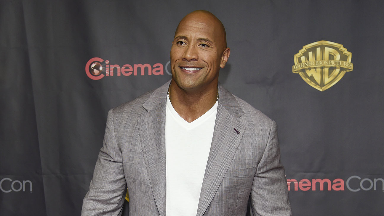 Dwayne Johnson - H 2015