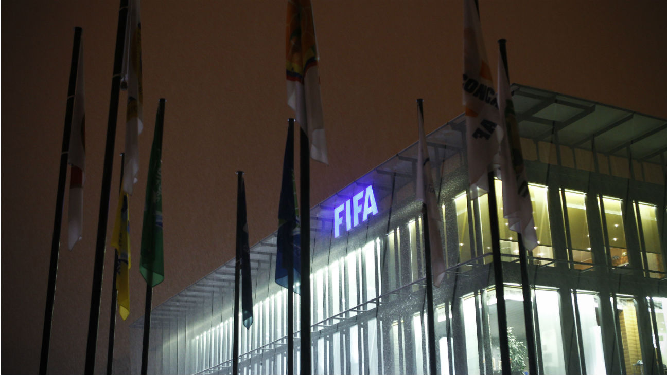 FIFA headquarters HQ - H 2015