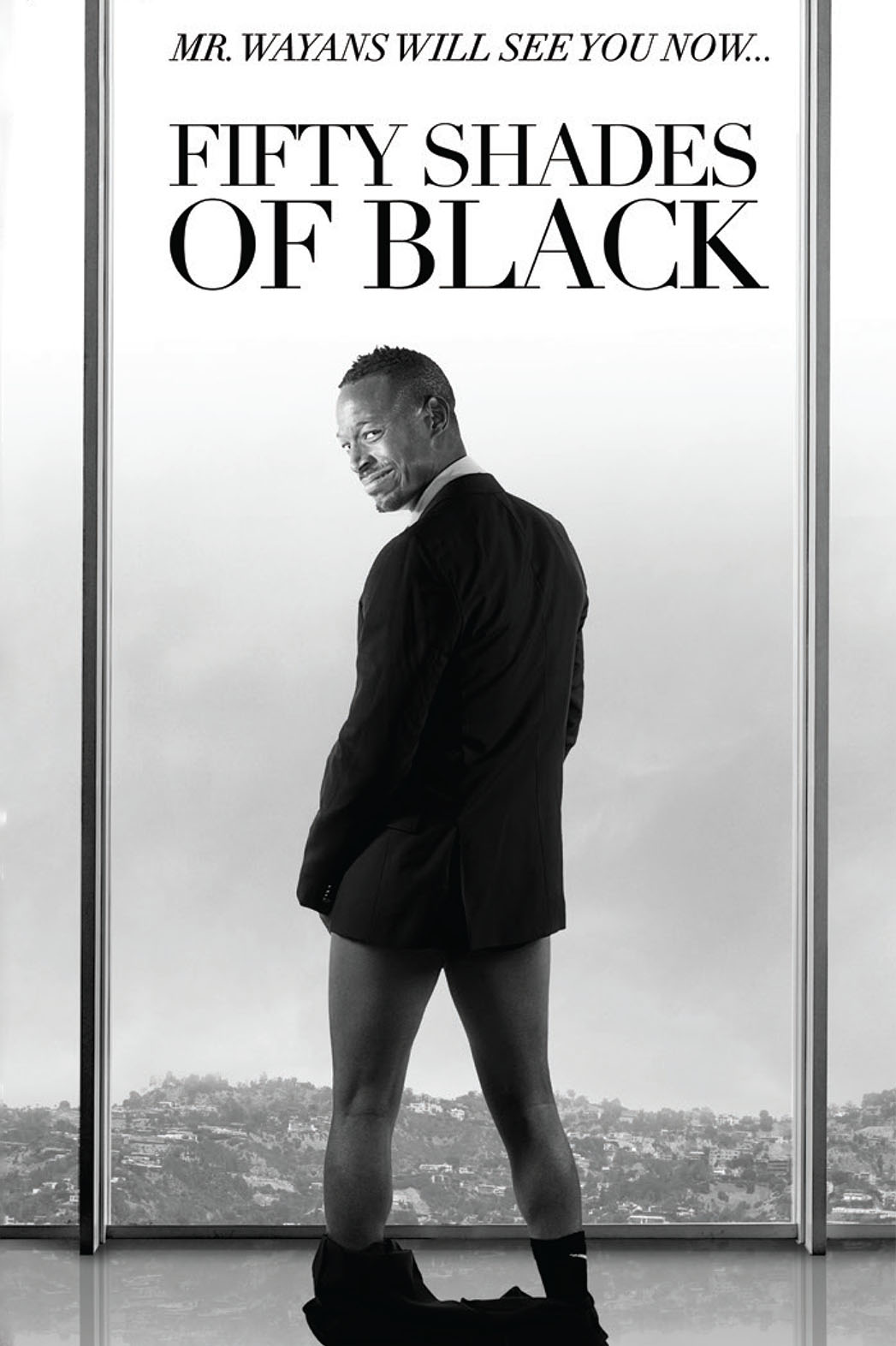 Fifty Shades of Black Spoof - P 2015