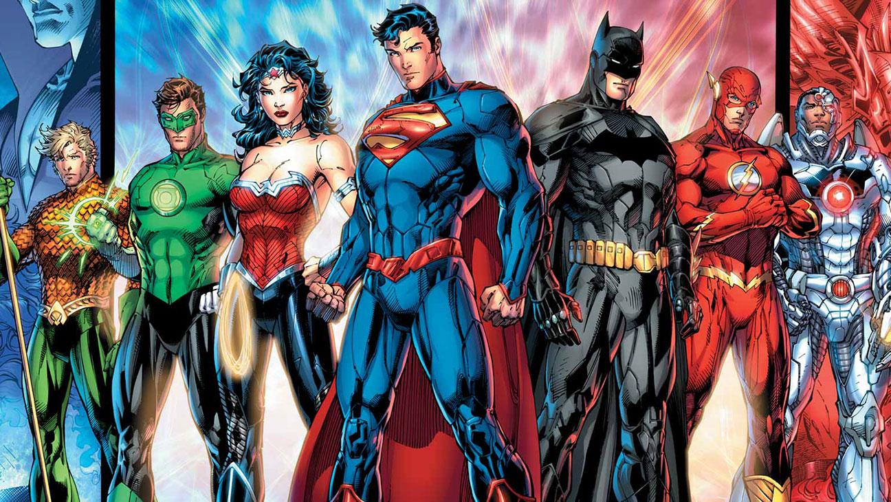 Justice League Comics - H 2015
