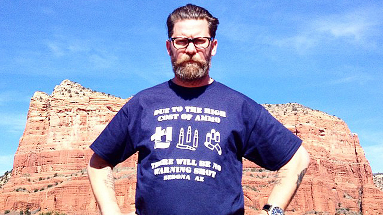 Vice Co-Founder Gavin McInnes on Trolling Feminists: I'm Not Andy Kaufman; This Isn't a Joke