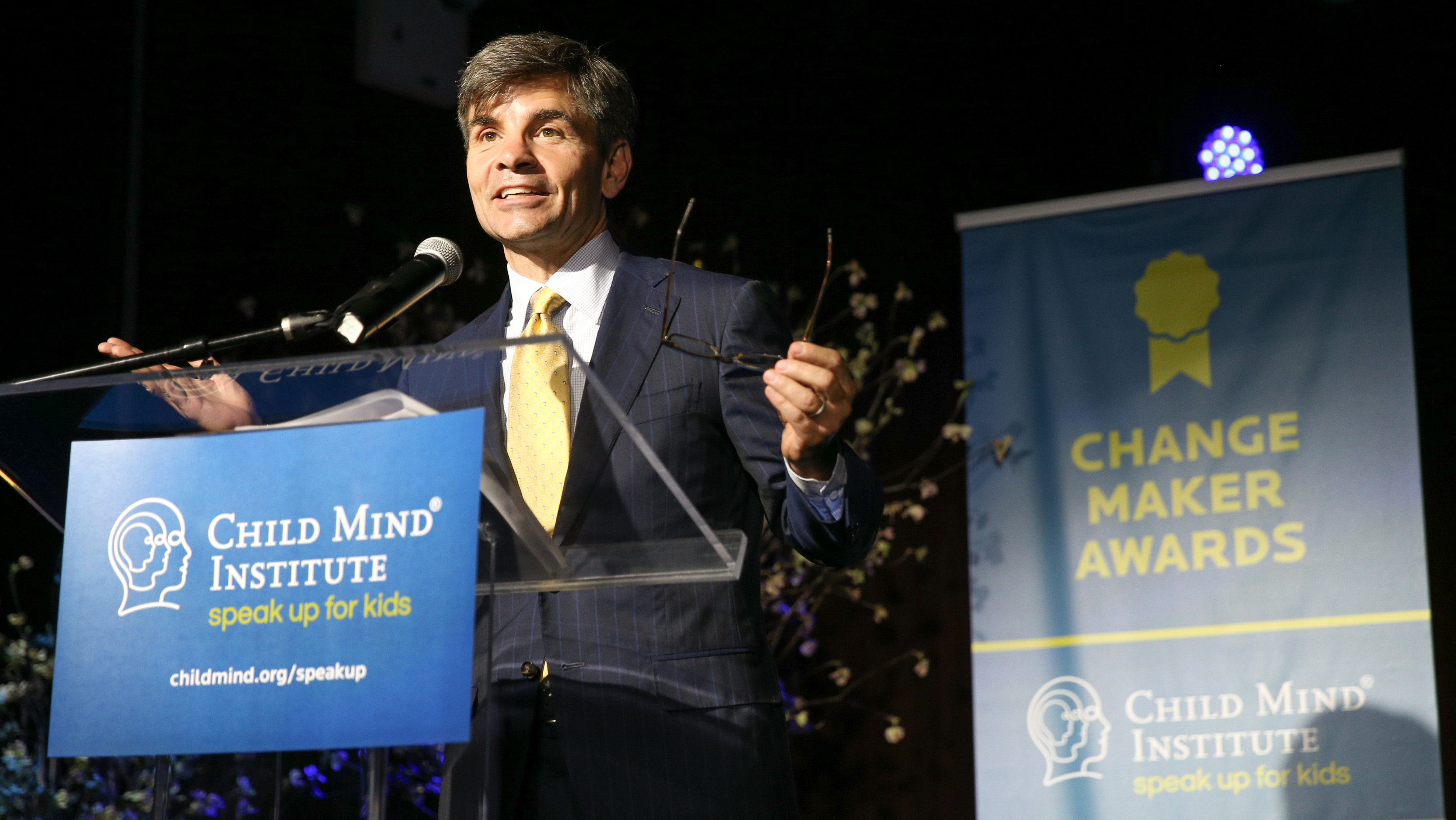 George Stephanopoulos Change Maker Awards - H 2015