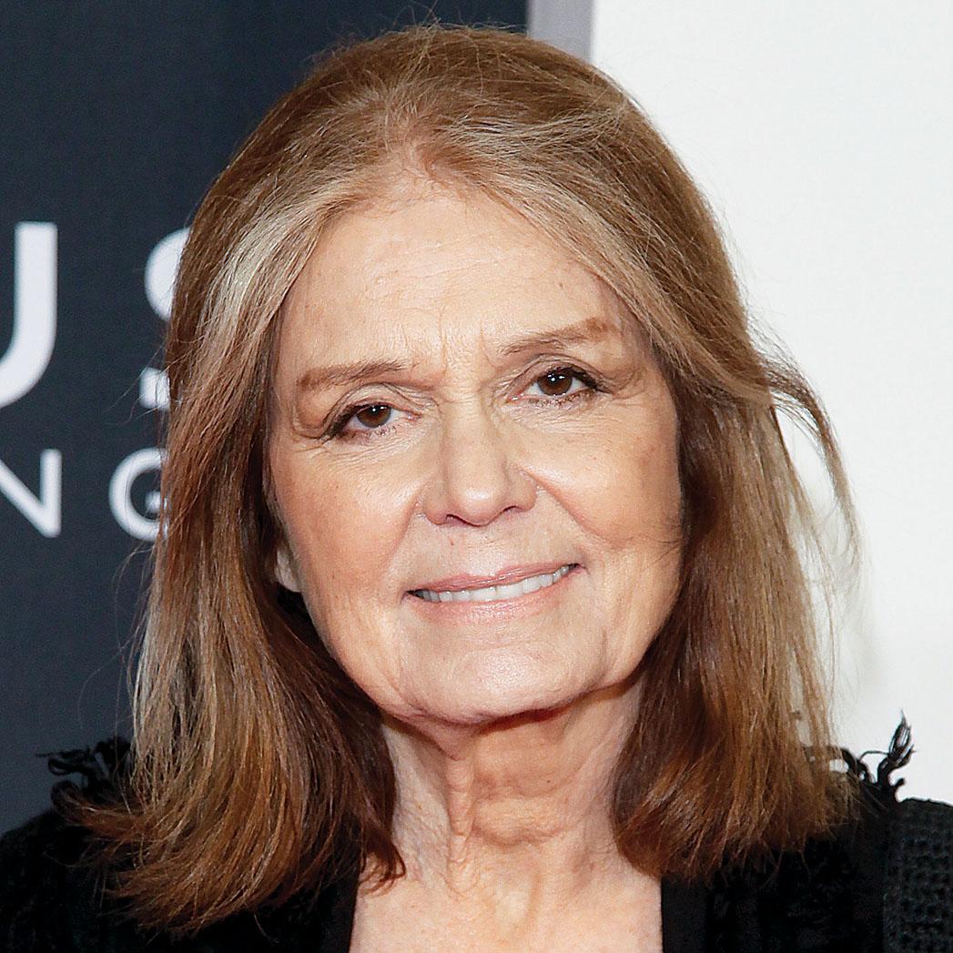 Gloria Steinem - S 2015