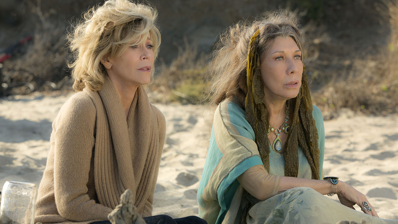 Grace and Frankie Still - H 2015