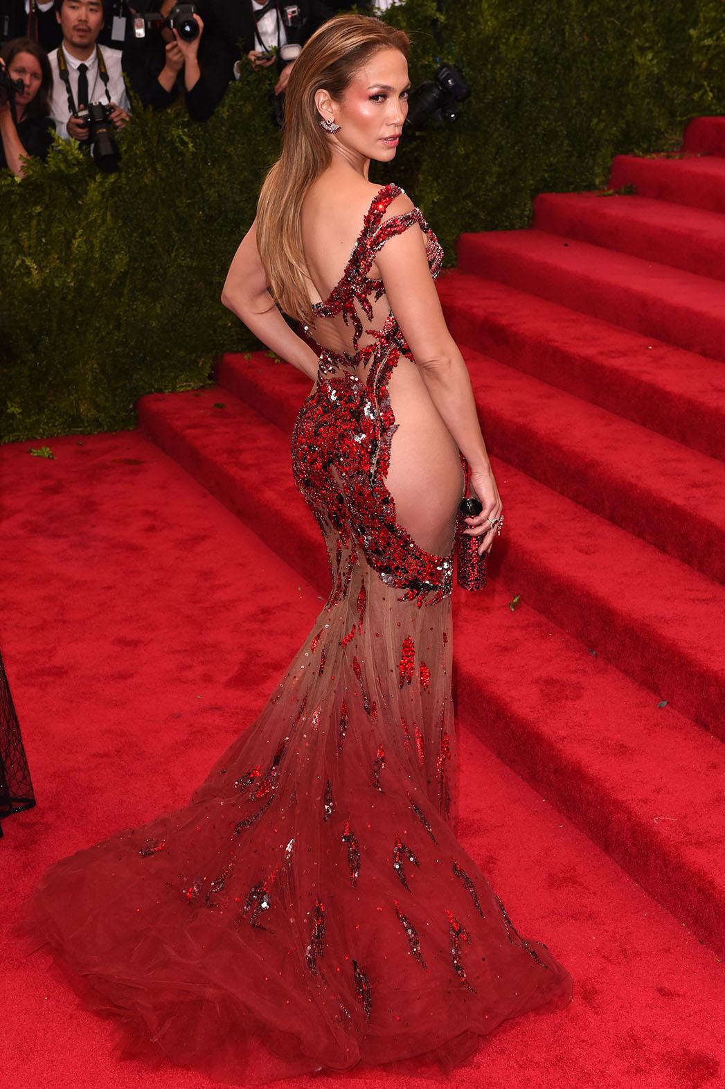 Jennifer Lopez MET Gala - P 2015