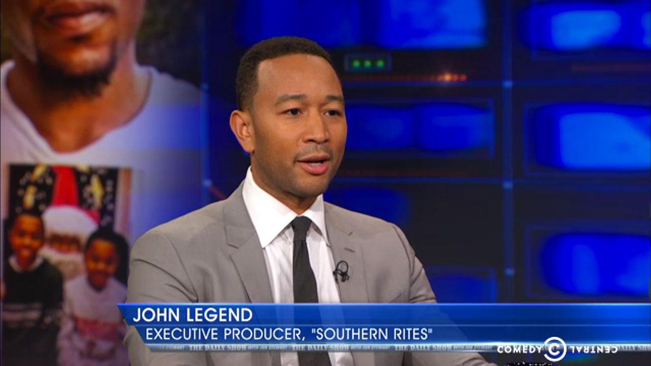 John Legend Daily Show - H 2015